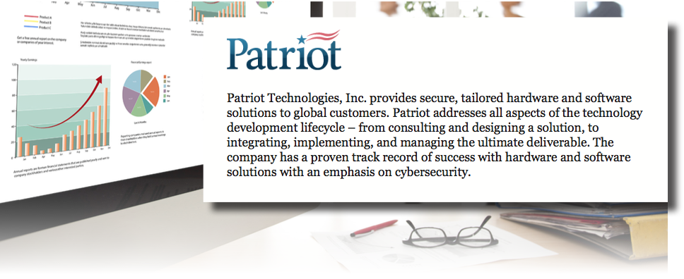 patriot case study banner