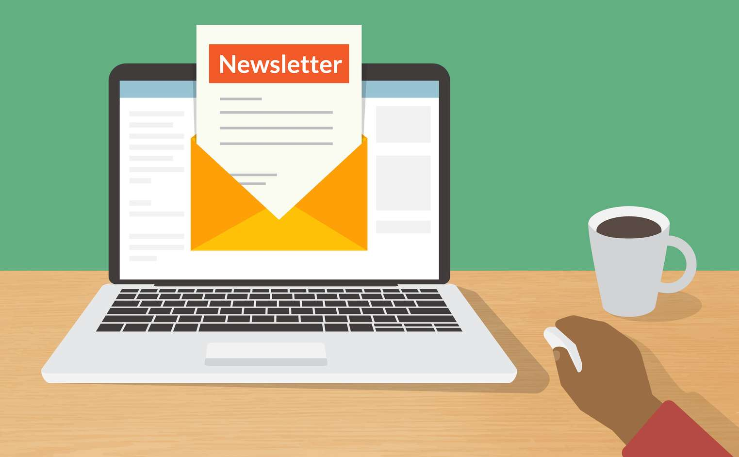 The Secret to Better Email Newsletter - secrets of email marketing